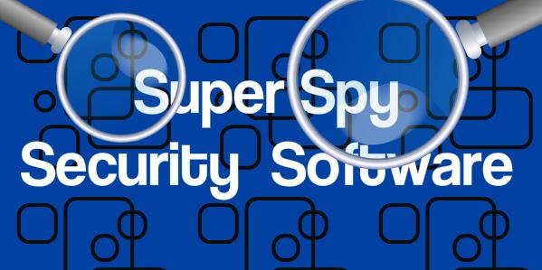 Super Spy Stuff